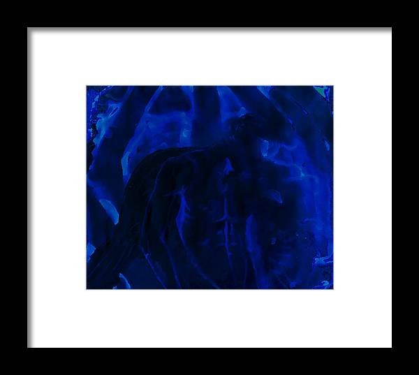 Giorgio Framed Print featuring the painting And Out In The Pouring Rain by Giorgio Tuscani
