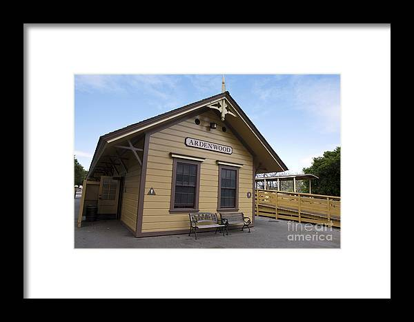 Ardenwood Historic Farm Framed Print featuring the photograph Ardenwood Historic Farm by Jason O Watson