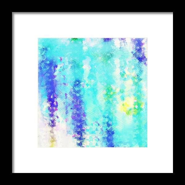 Arizona Framed Print featuring the photograph Arizona Abstract 3 by Marianne Campolongo