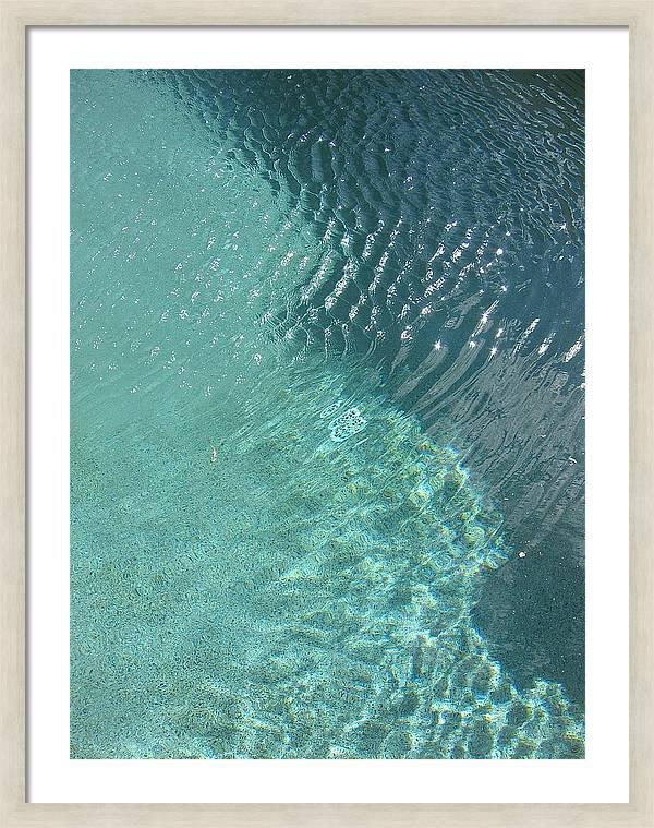 Art homage David Hockney swimming pool Arizona City Arizona 2005 by David Lee Guss