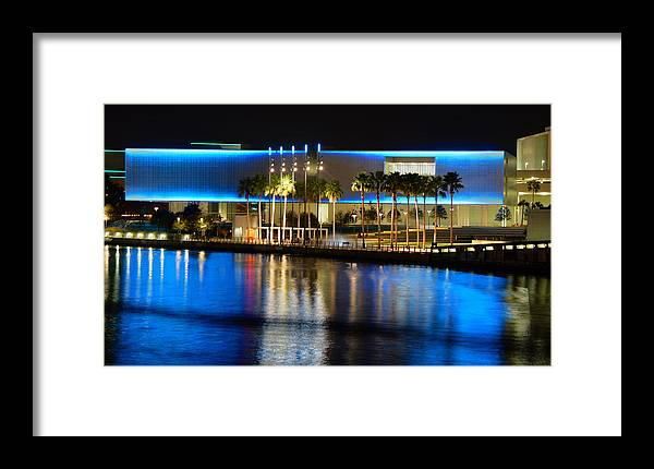 Fine Art Photography Framed Print featuring the photograph Art In Reflection by David Lee Thompson
