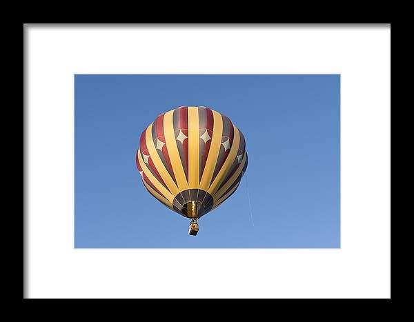 Loree Johnson Framed Print featuring the photograph Ascend by Loree Johnson