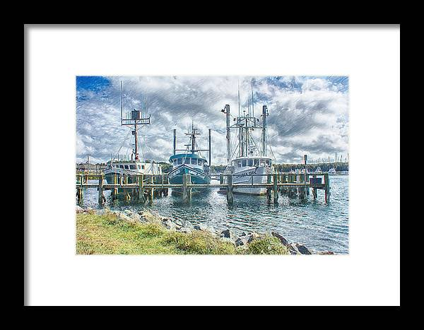 At Rest Framed Print featuring the photograph At Rest by Constantine Gregory