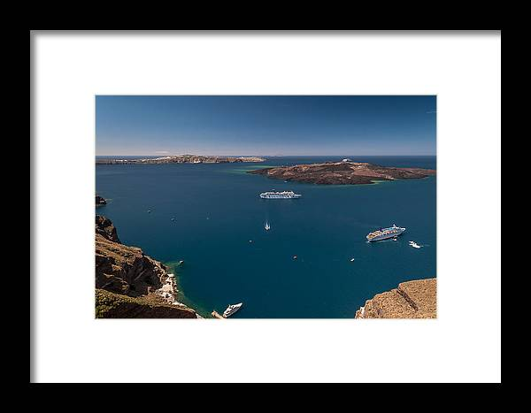 Europe Framed Print featuring the photograph Atlantis by Sergey Simanovsky