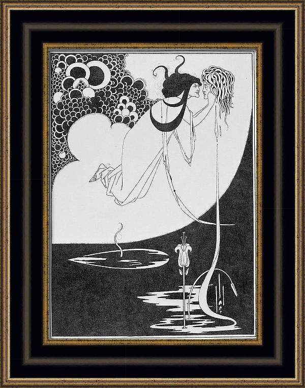 Aubrey Beardsley's Drawings by British Library