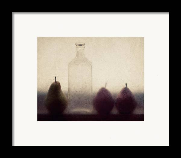 Pear Framed Print featuring the photograph Autumn Light by Amy Weiss