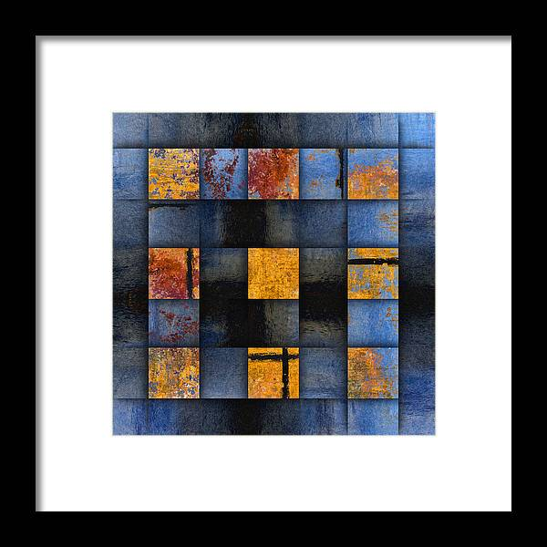 Autumn Framed Print featuring the photograph Autumn Reflections by Carol Leigh