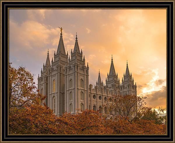 Autumn Splendor by Dustin  LeFevre