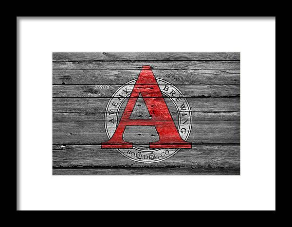 Avery Brewing Framed Print featuring the photograph Avery Brewing by Joe Hamilton