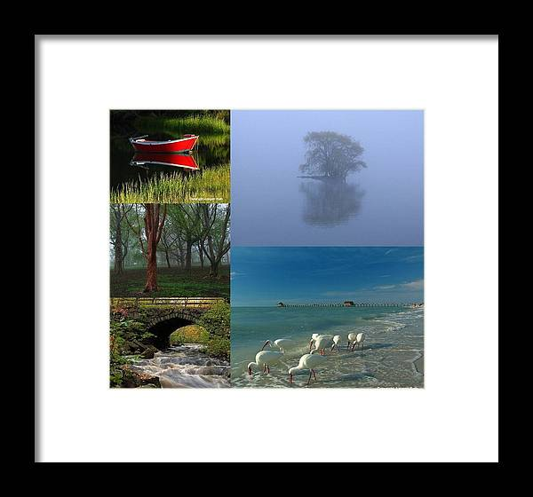 Best Framed Print featuring the photograph Award Winning Photography Pictures by Juergen Roth