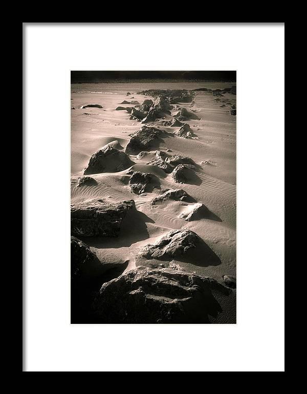 Desert Framed Print featuring the photograph Bally B Desert by Mark Callanan