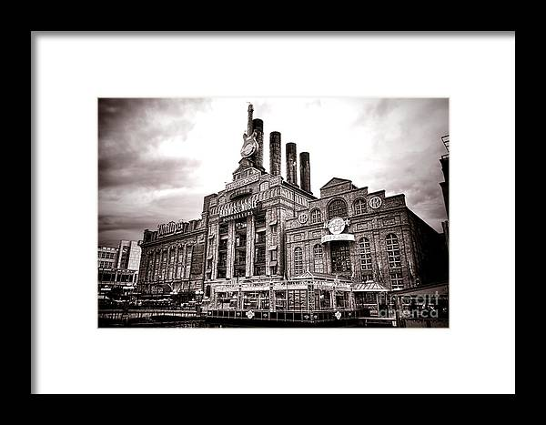 Baltimore United Railways And Electric Company Framed Print by ...
