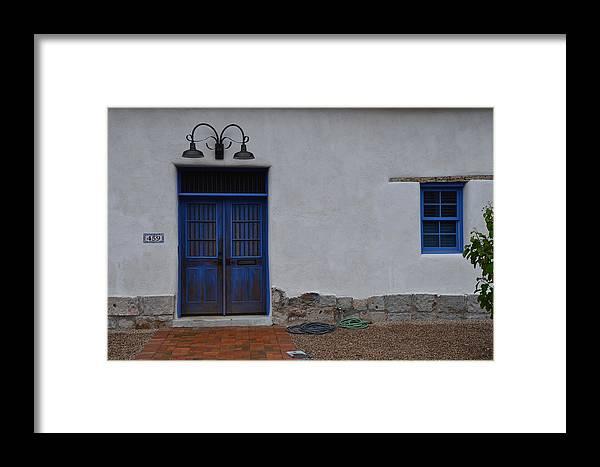 Barrio #459 Framed Print featuring the photograph Barrio #459 by Debbie Yuhas