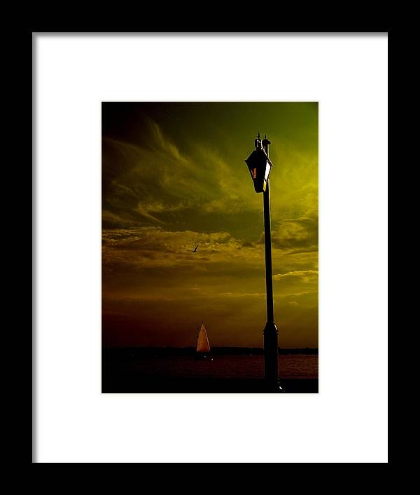 Rick Todaro Framed Print featuring the photograph Beautiful Mood by Rick Todaro
