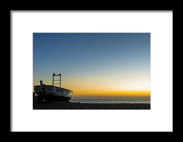 Matthew Framed Print featuring the photograph Before Dawn by Matthew Bruce