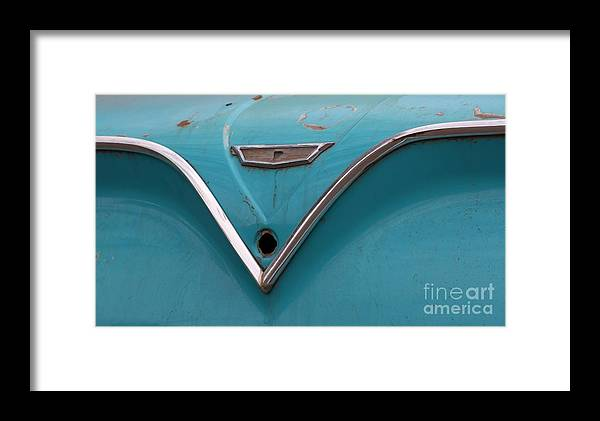 New Mexico Framed Print featuring the photograph Belair V by Ashley M Conger
