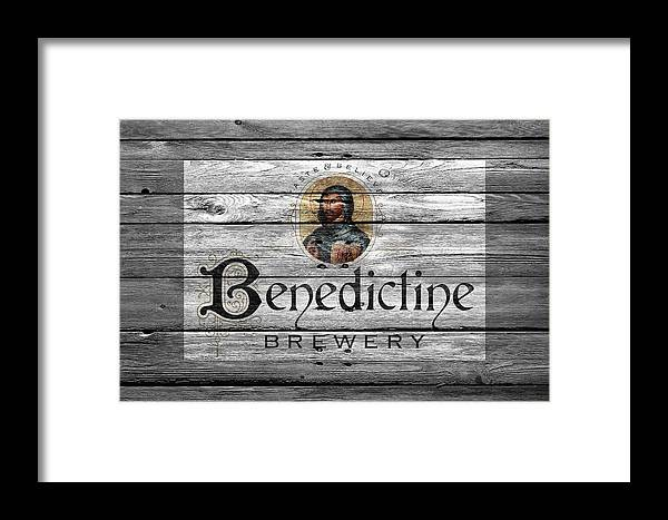 Benedictine Framed Print featuring the photograph Benedictine Brewery by Joe Hamilton