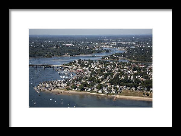 America Framed Print featuring the photograph Beverly, Massachusetts Ma by Dave Cleaveland