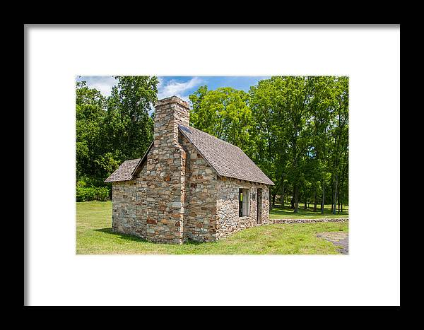 Guy Whiteley Photography Framed Print featuring the photograph Beverly Mill Store by Guy Whiteley