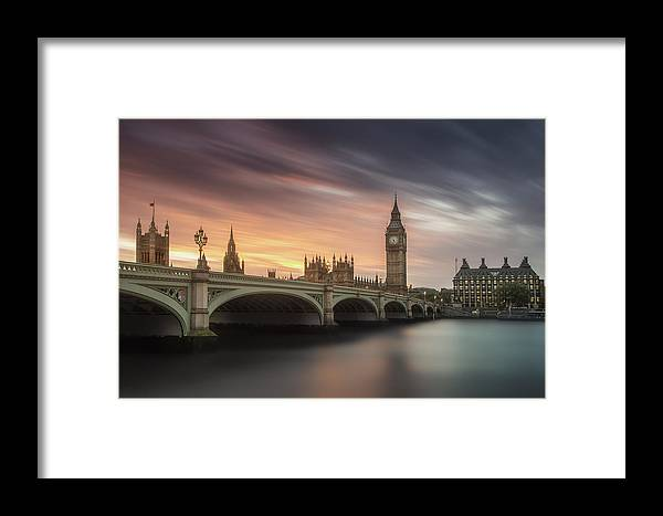 City Framed Print featuring the photograph Big Ben, London by Artistname
