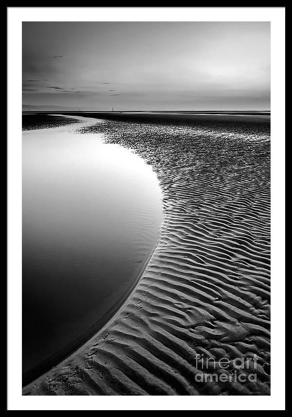 Black Beach by Adrian Evans