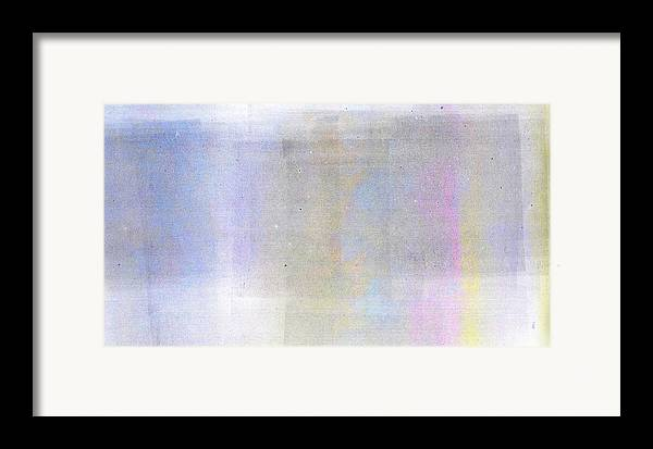 Brett Framed Print featuring the digital art Bliss by Brett Pfister