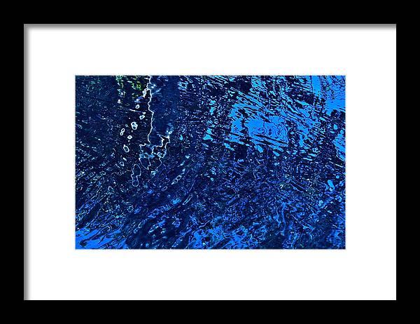 Blue Pond magic by Lehua Pekelo-Stearns
