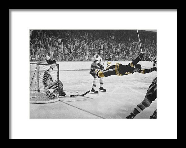 Bobby Orr 2 by Andrew Fare