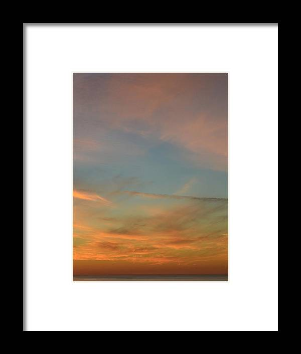 Bodega Bay Framed Print featuring the photograph Bodega Sunset by Brent Dolliver
