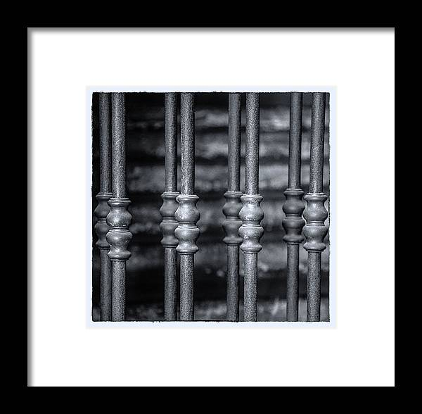 Canon 5d Mk Ii Framed Print featuring the photograph Bologna Bars by Craig Brown