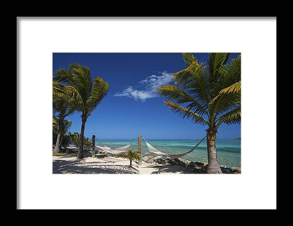 3scape Framed Print featuring the photograph Breezy Island Life by Adam Romanowicz