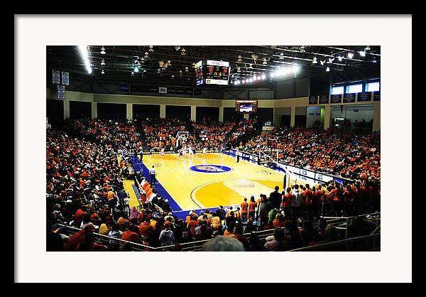 Lewisburg Framed Print featuring the photograph Bucknell Bison Sojka Pavilion by Replay Photos