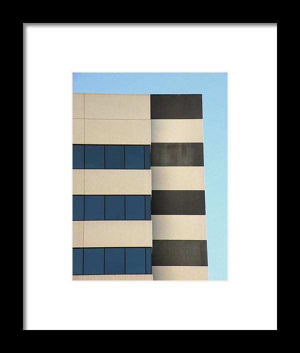 Framed Print featuring the photograph Building Walls by Ross Odom