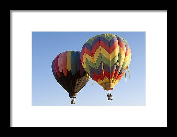 Loree Johnson Framed Print featuring the photograph Bump by Loree Johnson