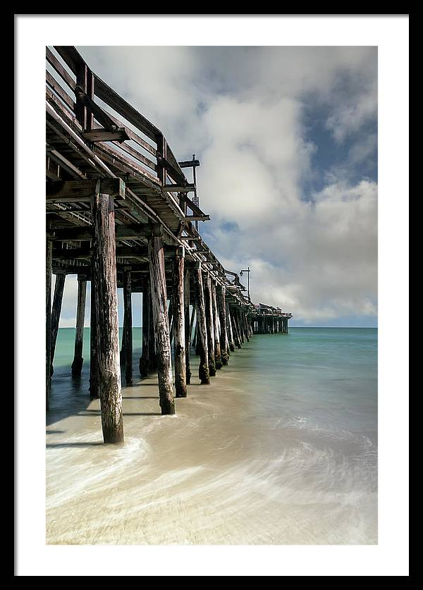Capitola Pier by Chris Frost