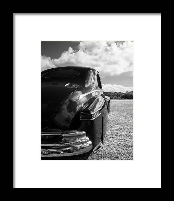 Car. Old Car Framed Print featuring the photograph Car by M Kathleen Warren