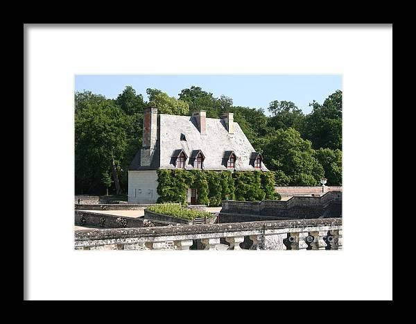 Caretaker Framed Print featuring the photograph Caretakers Home by Christiane Schulze Art And Photography