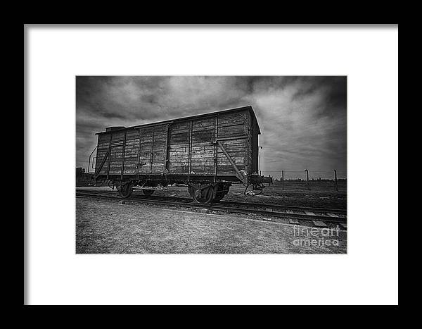 Carriage Framed Print featuring the photograph Carriage by Giovanni Chianese
