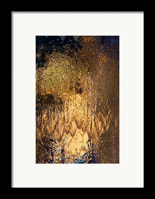 Cascade Framed Print featuring the photograph Cascade II by wDm Gallery
