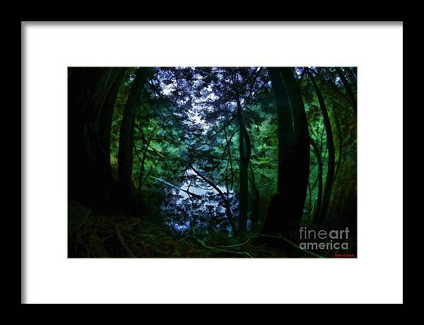 Cataracts Canyon Framed Print featuring the photograph Cataracts Canyon Calm Water by Blake Richards