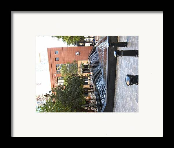 Charlotte Framed Print featuring the photograph Charlotte Nc - 12124 by DC Photographer