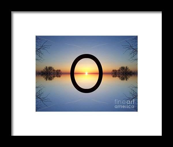 Framed Print featuring the photograph Cheery Oh by Jon Glynn