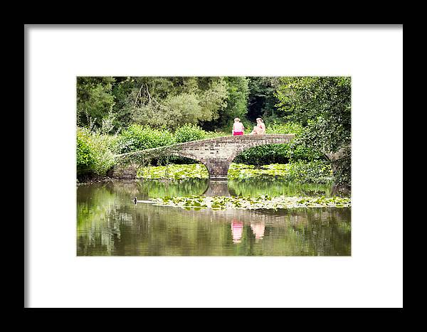 Trevor Wintle Framed Print featuring the photograph Childhood Dreams by Trevor Wintle