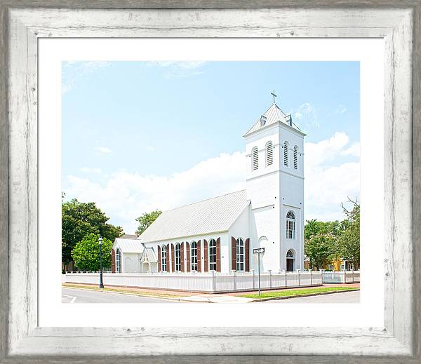 Christ Church by Sandy Andreoletti