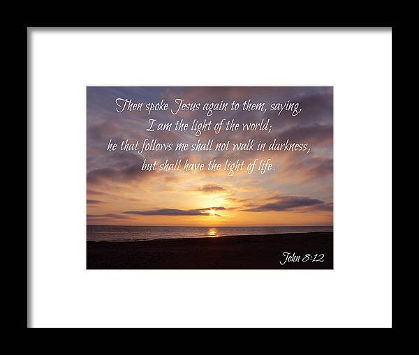 Sunrise Framed Print featuring the photograph Christmas Day Sunrise by Jean Wright