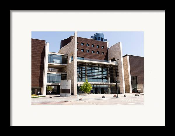 2012 Framed Print featuring the photograph Cincinnati National Underground Railroad Freedom Center by Paul Velgos