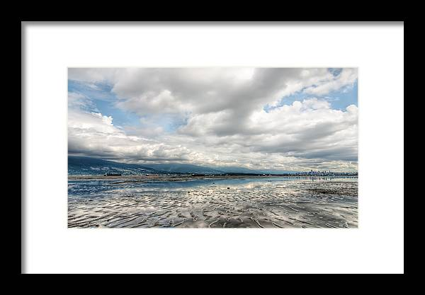 Beautiful Framed Print featuring the photograph Clear Days by James Wheeler