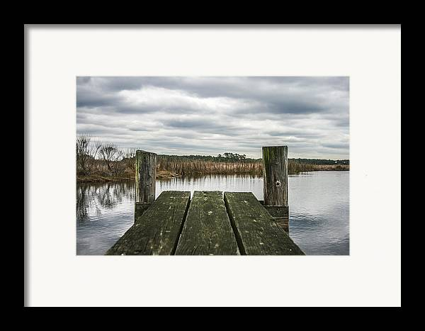 Landscape Framed Print featuring the photograph Clear View by Steven Taylor