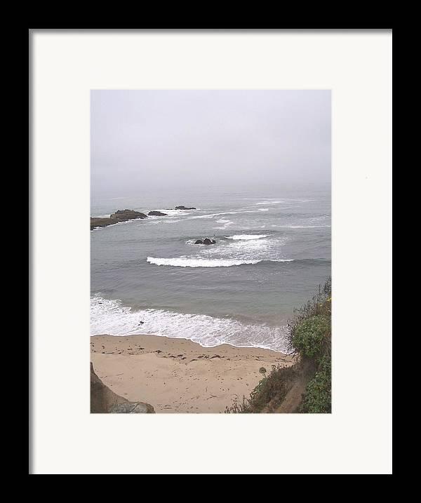Coast Framed Print featuring the photograph Coastal Scene 2 by Pharris Art