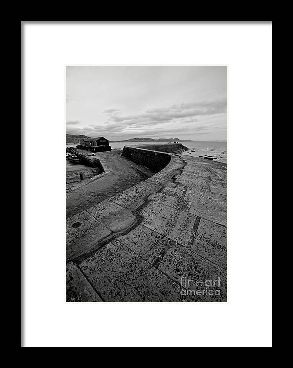 Cobb.cobb Wall Framed Print featuring the photograph Cobb by Gary Bridger